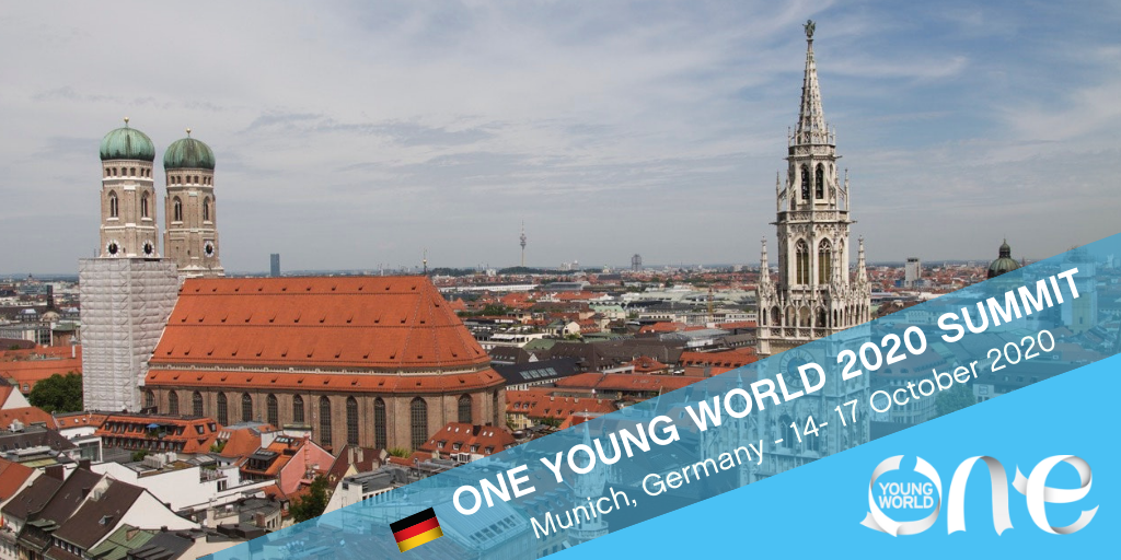 Yunus Scholarship | One Young World 2020