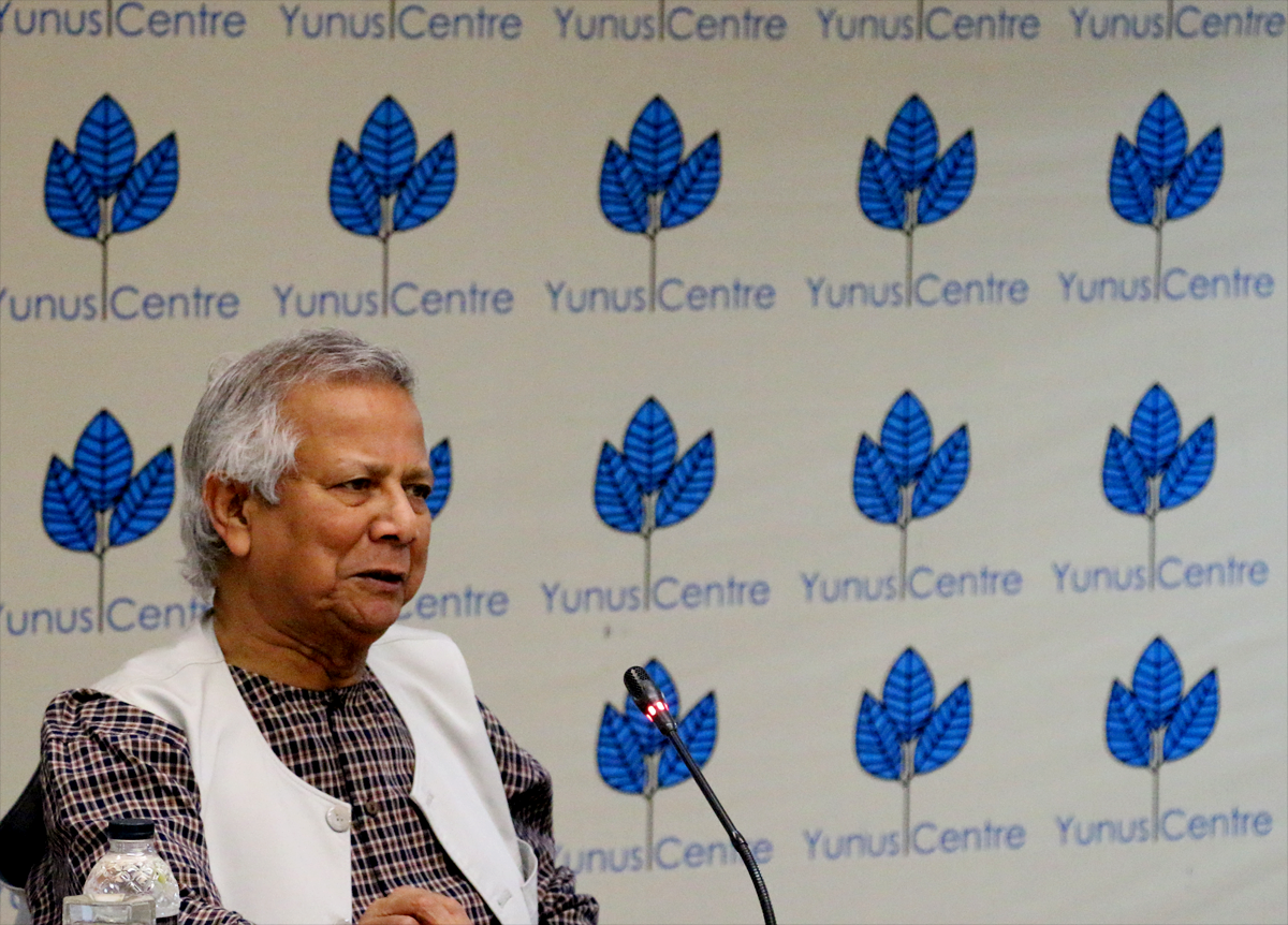 People's Lives Must Matter More Than Pharma Companies' Profit - An Op-Ed by Professor Muhammad Yunus
