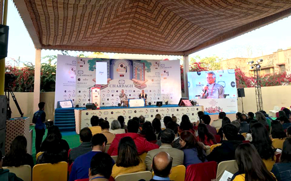 Muhammad Yunus urges to make society equitable by creating more entrepreneurs, during events in three cities in India