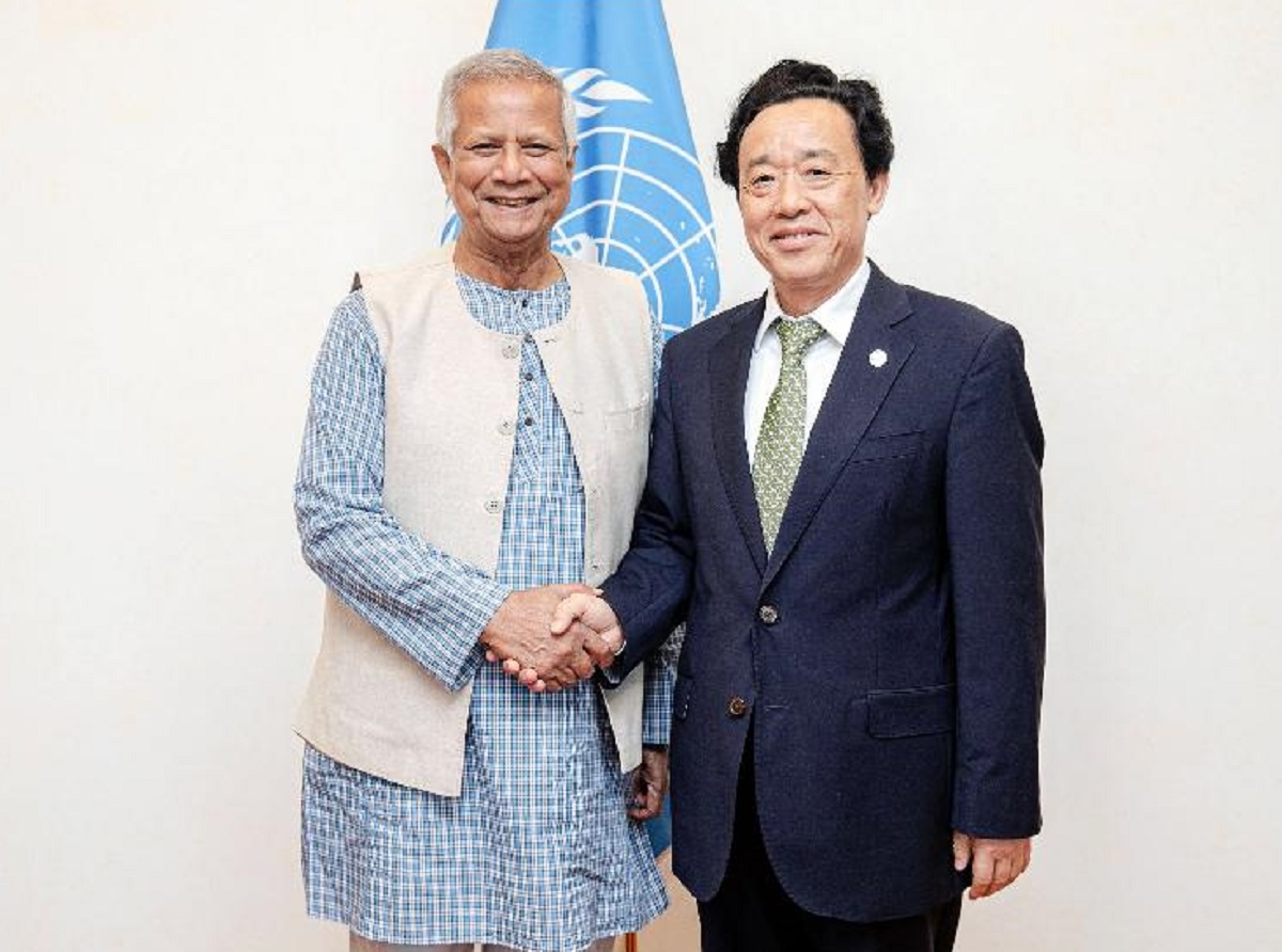 New FAO Chief Discusses Social Business with Yunus